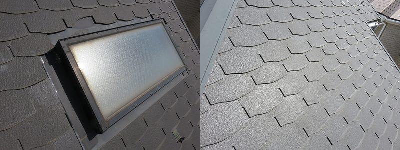施工前屋根葺き替え工事 【5】横浜市港北区S様