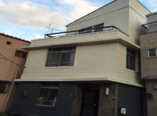 外壁塗装工事【9】東京都文京区T様