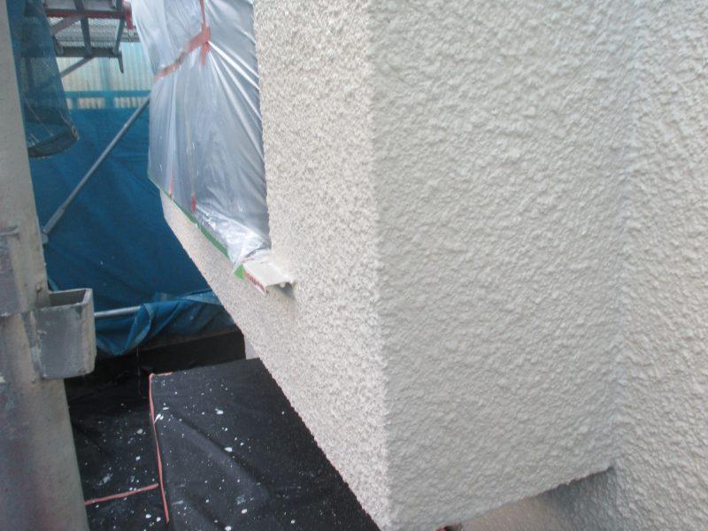 リフォーム施工中瓦屋根葺き替え工事・外壁塗装工事 【6】横浜市鶴見区H様