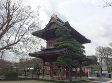 文化財 – 銅板鬼の交換工事【22】千葉県千葉市 大巌寺