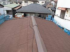 瓦屋根葺き替え工事・外壁塗装工事 【6】横浜市鶴見区H様