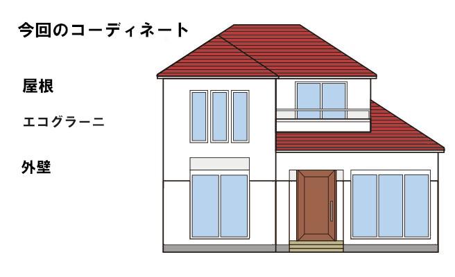 イラスト屋根重ね葺き工事【28】神奈川県茅ヶ崎市T様