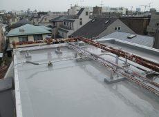 屋根防水工事・屋根塗装工事【32】東京都目黒区 M様