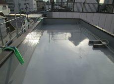 屋根防水工事・屋根塗装工事【34】東京都墨田区D様