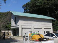 お寺の宝物殿 – 新築屋根工事【39】大巌寺