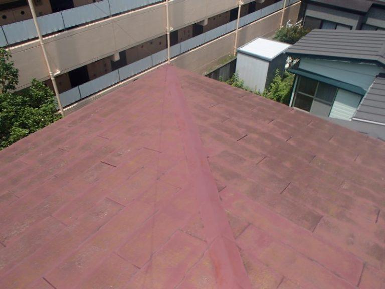 施工前屋根重ね葺き工事【36】相模原市南区A様