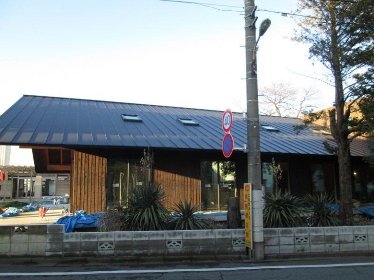施工後教会 – 新築屋根工事【47】東京都東久留米市H様