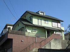 屋根重ね葺き工事・外壁塗装工事【48】横浜市青葉区H様