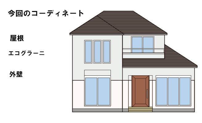 イラスト屋根重ね葺き工事【57】東京都杉並区M様
