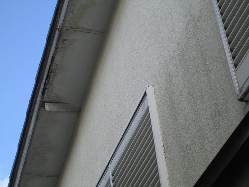 リフォーム施工中外壁塗装工事【58】横浜市港北区T様