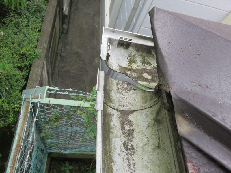 リフォーム施工中屋根重ね葺き工事【57】東京都杉並区M様