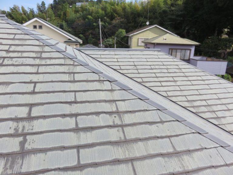 施工前屋根塗装工事・外壁塗装工事【54】横浜市緑区T様