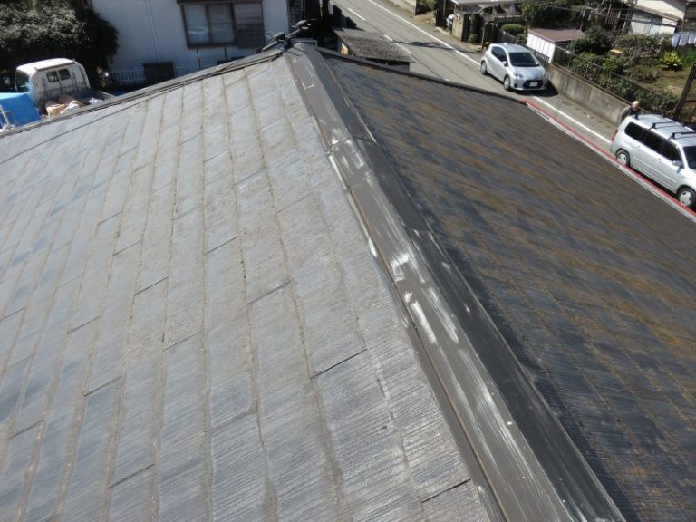 施工前ラーメン屋 – 屋根重ね葺き工事【59】千葉県千葉市S様