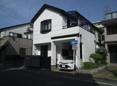 屋根塗装工事・外壁塗装工事【66】横浜市港北区I様