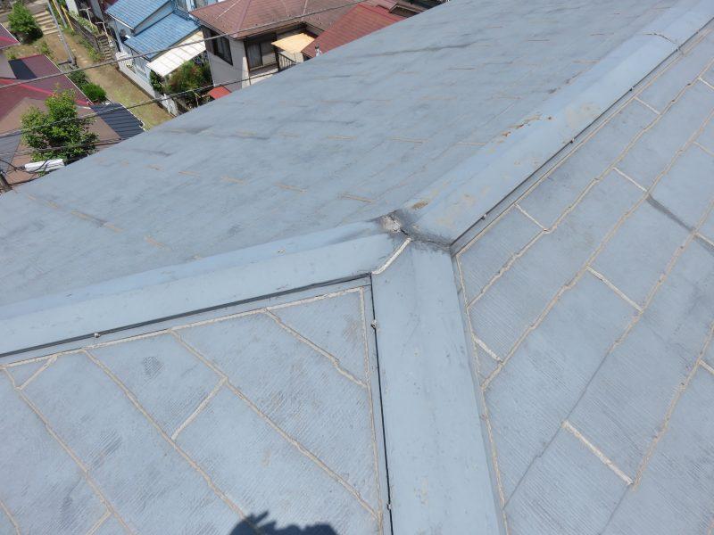 リフォーム施工中屋根重ね葺き工事【69】横浜市保土ヶ谷区S様