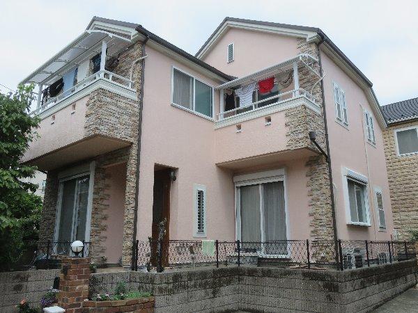施工後屋根重ね葺き工事 外壁塗装【74】横浜市港北区F様