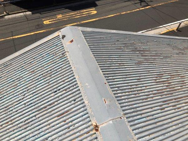 施工前屋根塗装・外壁塗装【75】横浜市神奈川区S様