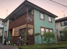 屋根塗装工事、外壁塗装工事【143】横浜市都筑区S様
