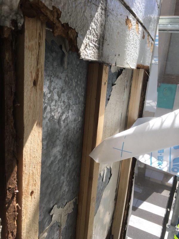 リフォーム施工中塗装工事、外壁改修工事【92】横浜市神奈川区