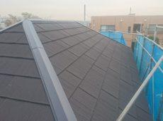 施工後屋根重ね葺き、外壁塗装及びコーキング工事【96】横浜市青葉区Y様