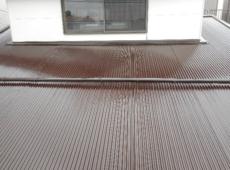 屋根塗装工事、屋根棟板金釘打増し及び補修工事 他【97】横浜市中区K様