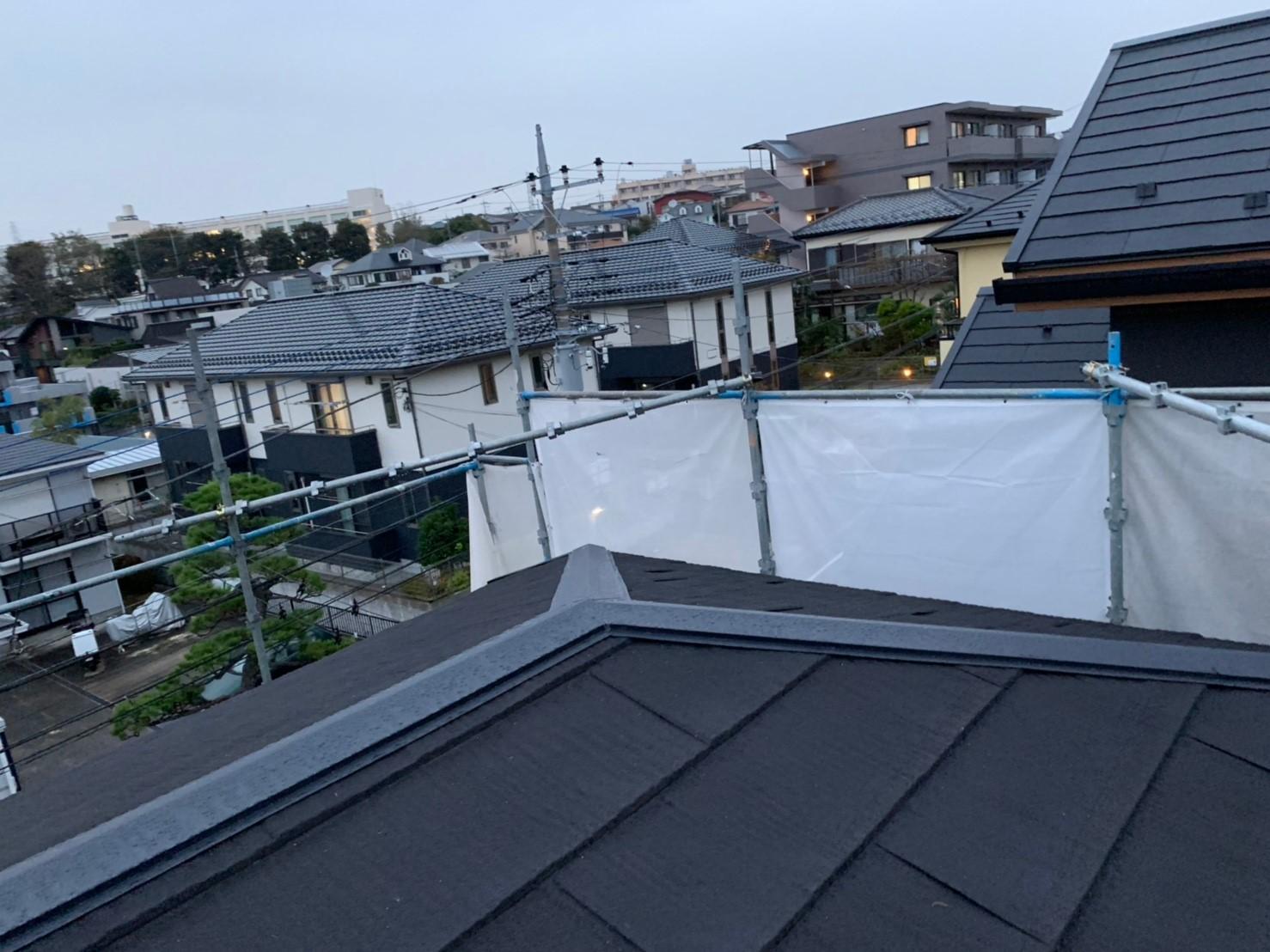 屋根葺き替え工事、外壁塗装工事、雨樋交換工事【142】横浜市青葉区H様