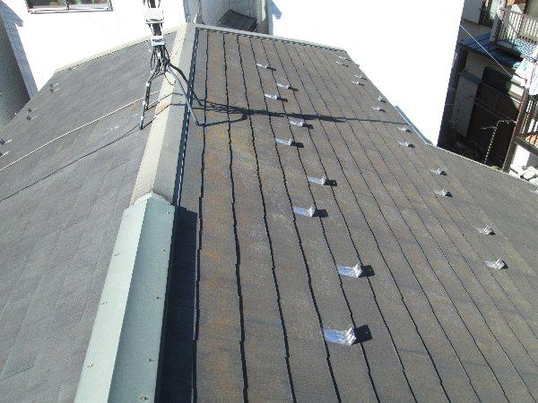 施工前屋根塗装工事・外壁塗装工事【99】横浜市港北区S様