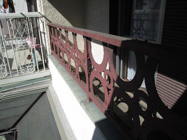 リフォーム施工中屋根塗装工事・外壁塗装工事【99】横浜市港北区S様