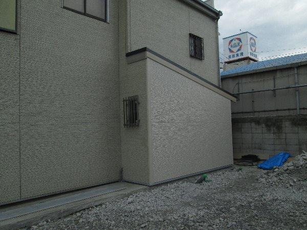 施工前外壁塗装・雨戸塗装【101】横浜市港北区K様