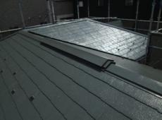 施工後屋根塗装工事・外壁塗装工事【99】横浜市港北区S様