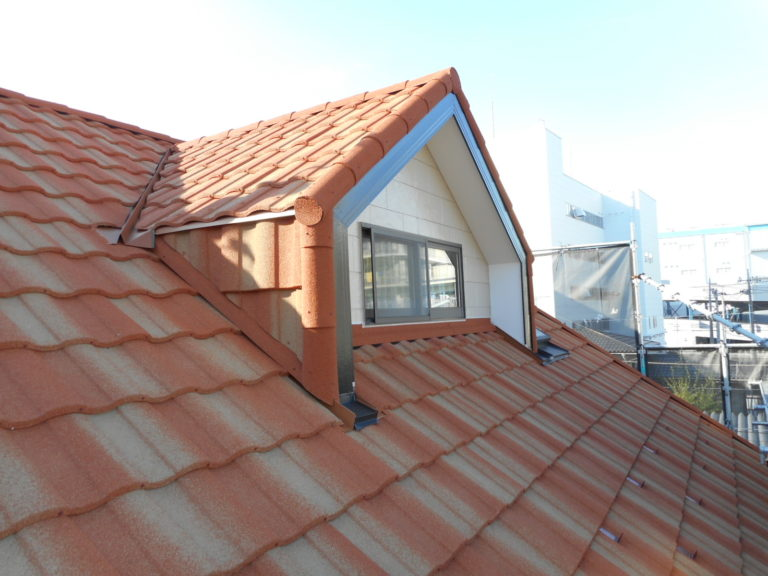 施工後屋根重ね葺き、外装塗装【154】横浜市緑区K様