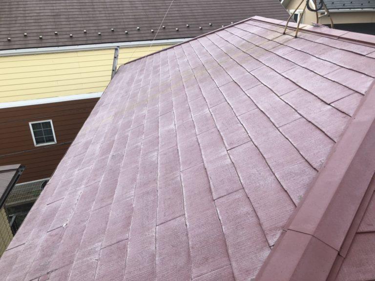 施工前屋根重ね葺き、外壁塗装 【150】横浜市都筑区F様