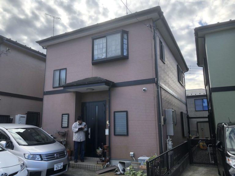 施工前屋根重ね葺き、外壁塗装【112】横浜市神奈川区O様