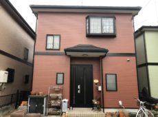 屋根重ね葺き、外壁塗装【112】横浜市神奈川区O様
