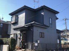 屋根重ね葺き、外壁塗装【111】横浜市都筑区K様