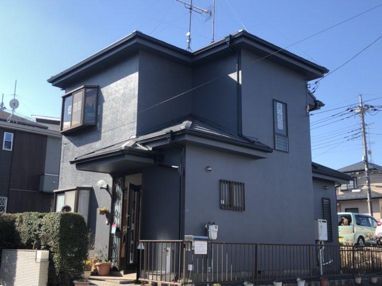 施工後屋根重ね葺き、外壁塗装【111】横浜市都筑区K様