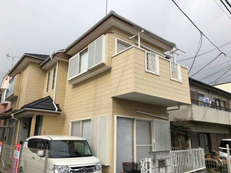 施工前外壁塗装【155】横浜市瀬谷区T様