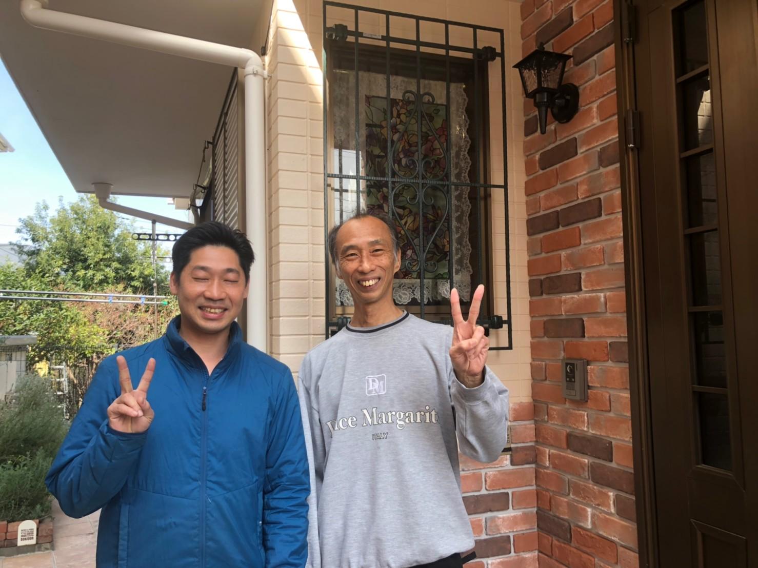 屋根重ね葺き、外壁塗装 【150】横浜市都筑区F様
