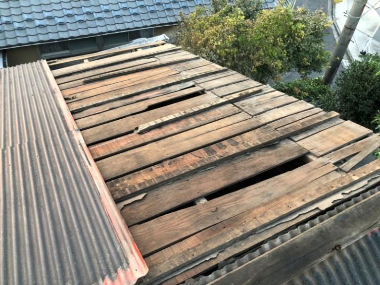 施工前屋根工事【124】横浜市鶴見区M様