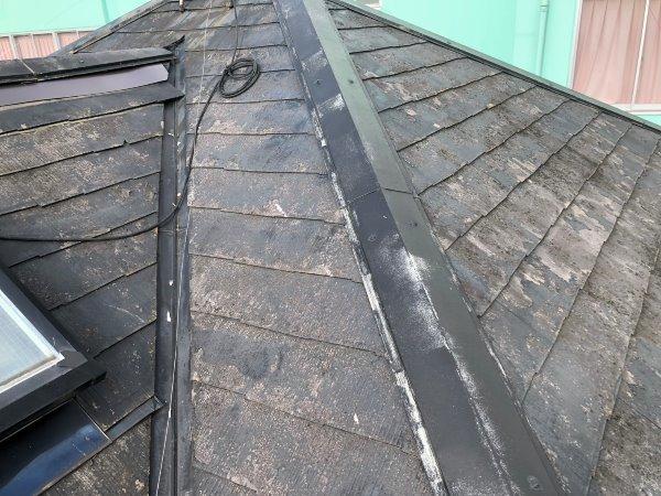 施工前屋根重ね葺き、外壁塗装【127】横浜市青葉区N様