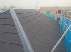 屋根重ね葺き工事、外壁塗装【123】横浜市青葉区Y様