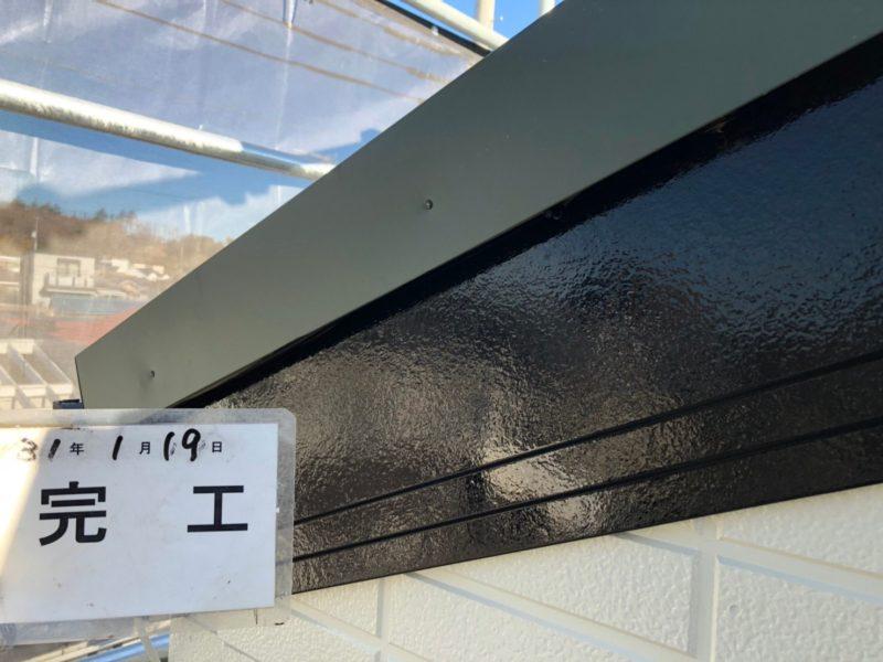 リフォーム施工中屋根重ね葺き、外壁塗装【130】藤沢市T様