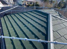 屋根重ね葺き、外壁塗装【130】藤沢市T様