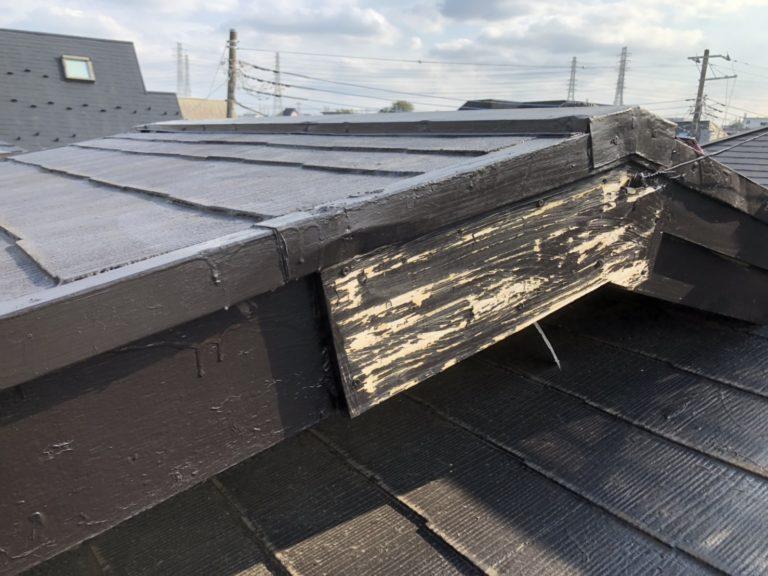 施工前屋根重ね葺き、外壁塗装【129】相模原市Y様