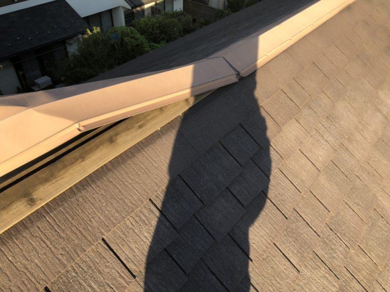 施工前屋根塗装【119】横浜市鶴見区K様