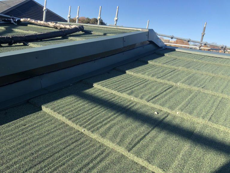 施工後屋根重ね葺き、外壁塗装【129】相模原市Y様