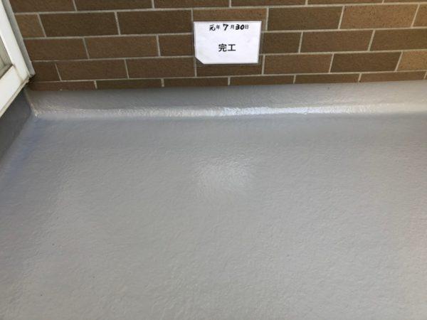 リフォーム施工中屋根重ね葺き、外壁部分塗装【157】横浜市都筑区M様
