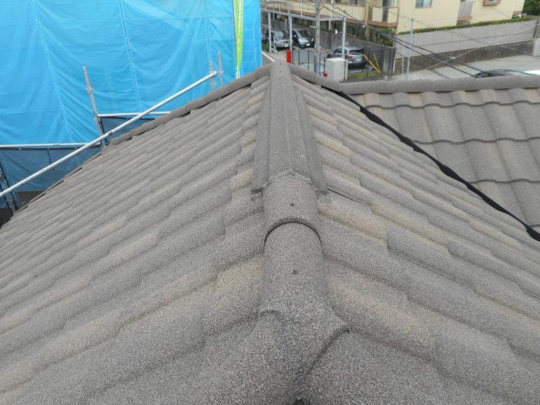 施工後屋根重ね葺き、外壁部分塗装【157】横浜市都筑区M様
