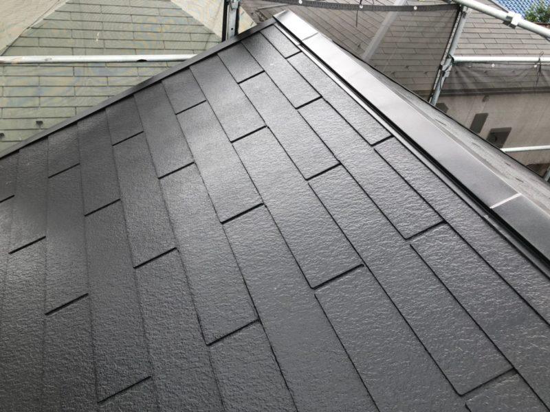 屋根塗装工事(補修)、外壁塗装工事【170】横浜市神奈川区T様