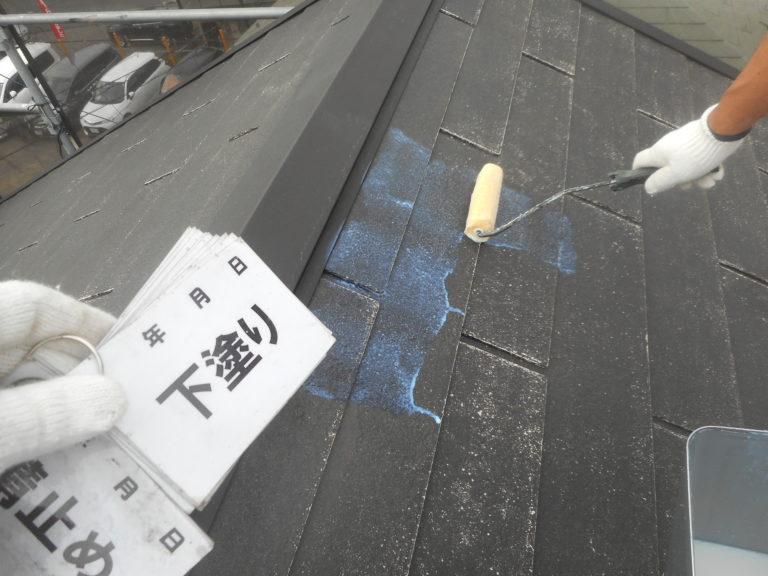 施工前屋根塗装工事(補修)、外壁塗装工事【170】横浜市神奈川区T様